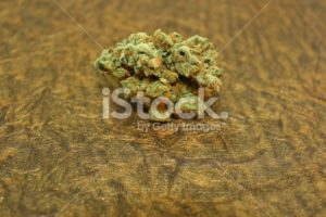 Strawberry Banana marijuana horizontal